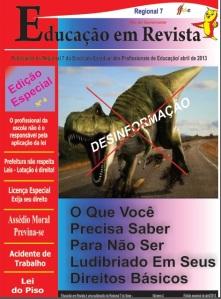 Capa Educação em Revista n 4